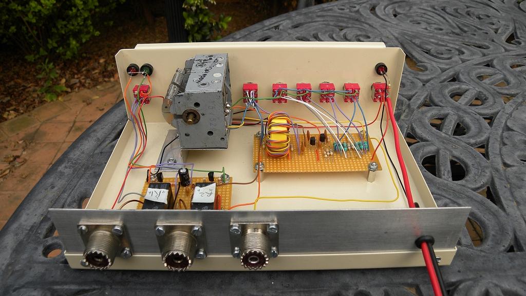 RaptorZone: Relics: Radio communications: HF Band QRM/QRN