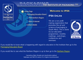 Institute of Packaging SA