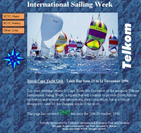 Int. Sailing Week